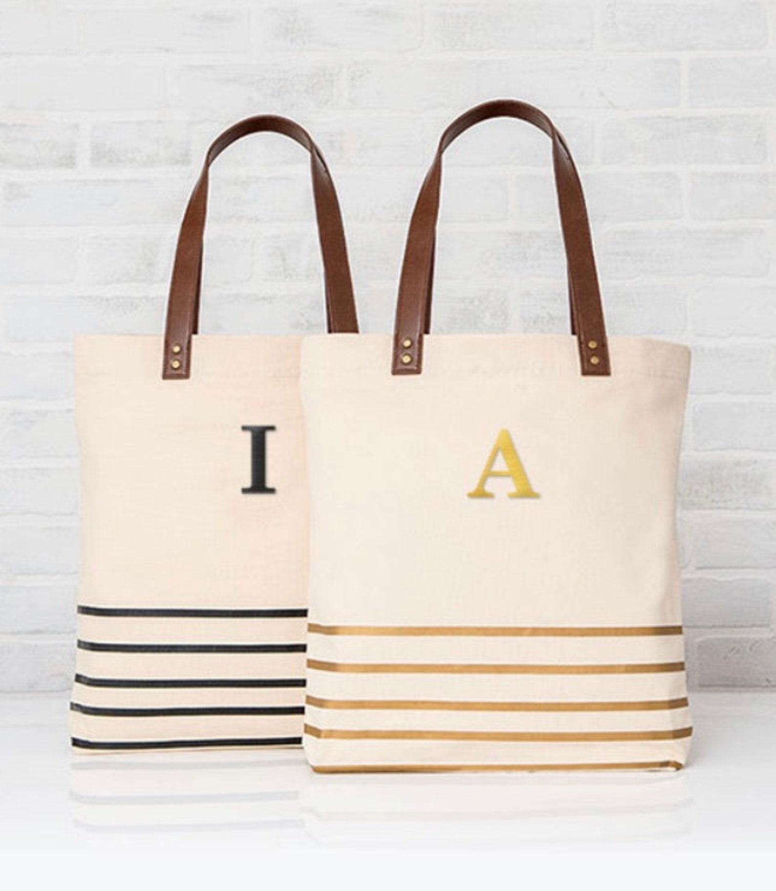 Personalised Canvas Tote Bag