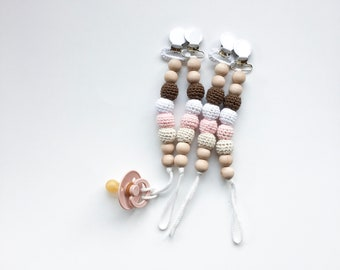 Briar Rose Clip (pacifier NOT included)