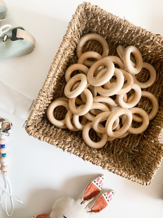ADD-ON: Wooden Ring (2inch)