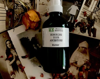 HONORING YOUR ANCESTORS Essential Oil Body Spray Mister