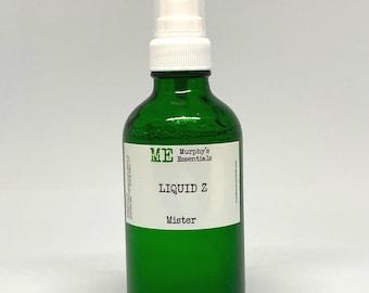 LIQUID Z Essential Oil Body Spray Mister