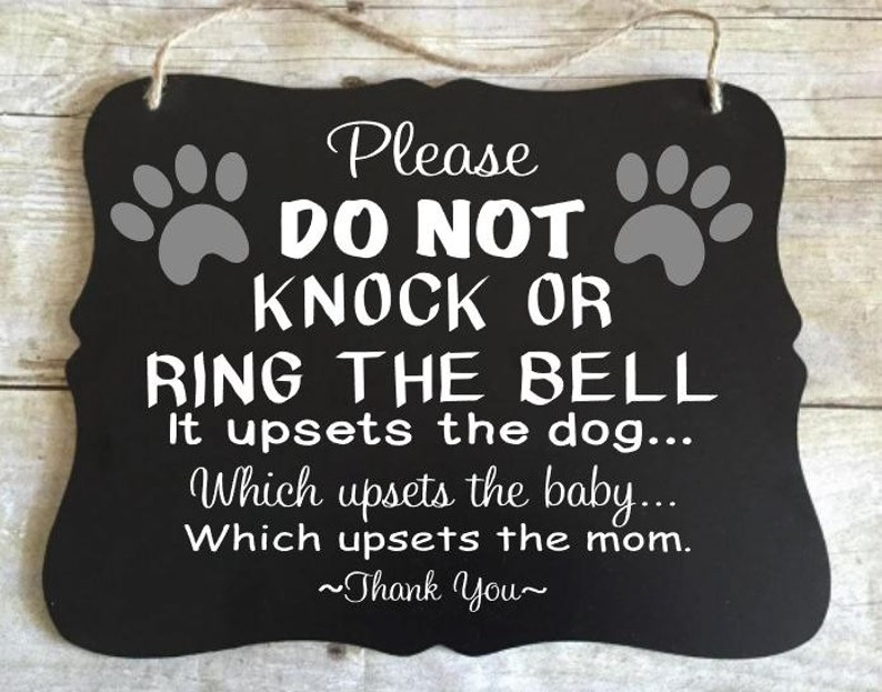 No Soliciting Sign, No Solicitation Sign, Funny No Soliciting, New Baby  Sign, Baby Shower Gift, New Parents Gift, Porch Sign, Statement