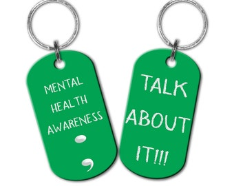 Mental Health Awareness, Talk About it, Stop the Stigma, Depression, PTSD Awareness, One day at a time, my story isn't over, Hope for future