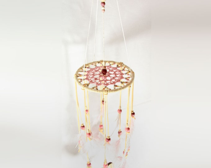 Dreamcatcher Mobile BABY SWEET