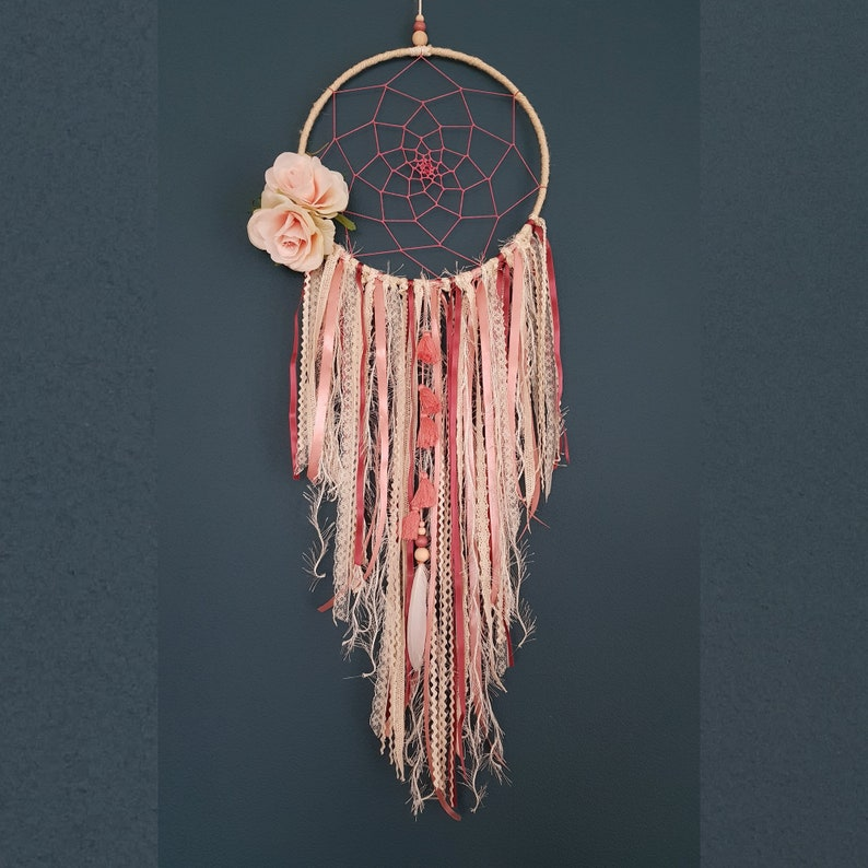 Dreamcatcher romantic Roses image 0