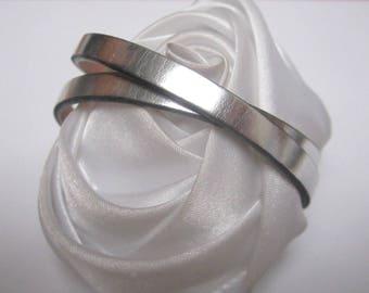 lovely bracelet when the silver becomes light