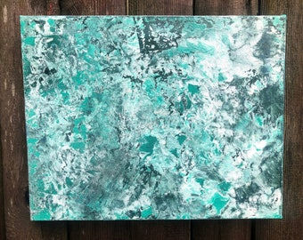 """8""""x10"""" canvas painting"""
