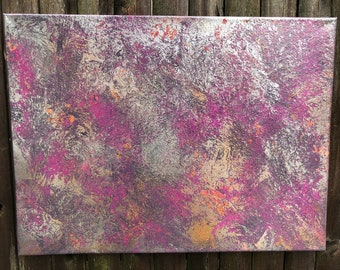 """16"""" x 24"""" canvas painting"""