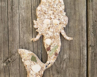"12"" Mermaid Wall Hanging"