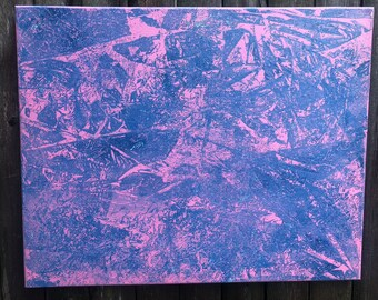 """14"""" x18"""" canvas painting"""