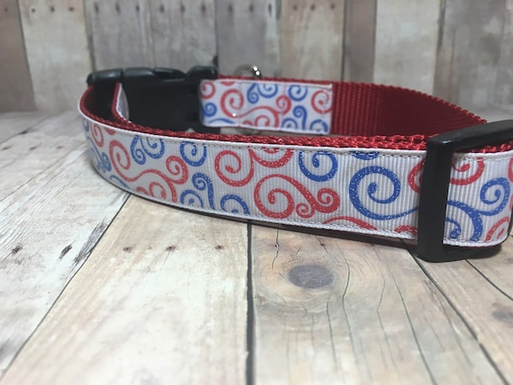 "The Hope | Designer 1"" Width Dog Collar 
