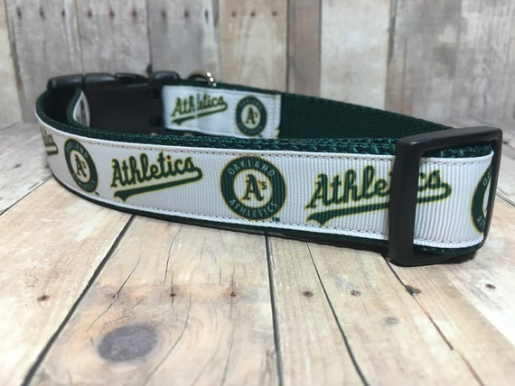 "The Athletics | Designer 1"" Width Dog Collar 
