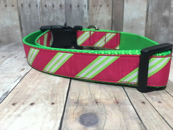 "The Clio | Designer 1"" Width Dog Collar 