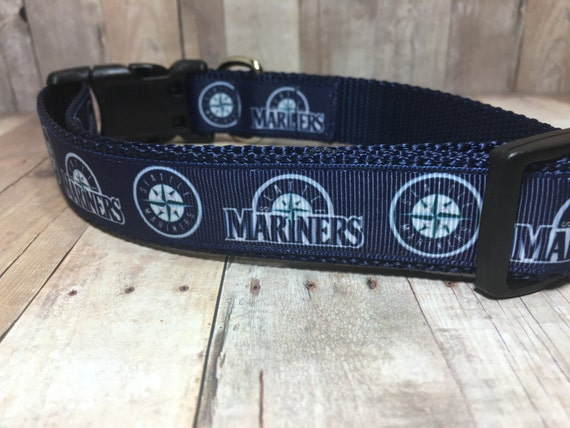 "The Mariners | Designer 1"" Width Dog Collar 