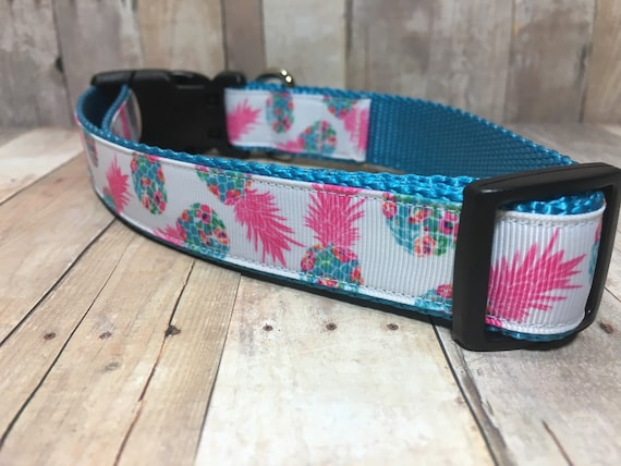 "The Mary | Designer 1"" Width Dog Collar 
