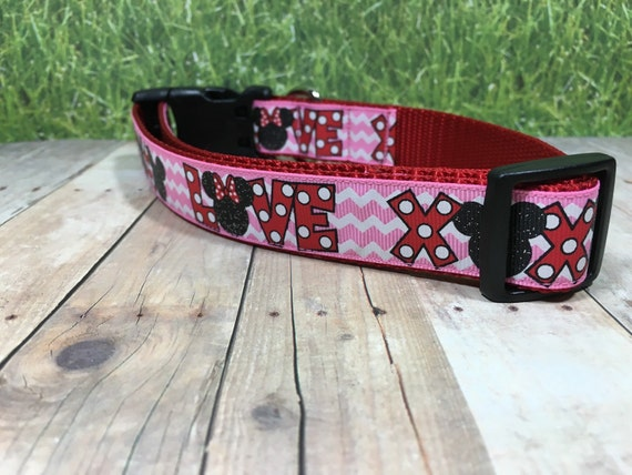 "The Freckles | Designer 1"" Width Dog Collar 