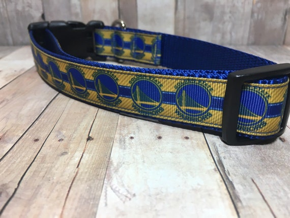 "The Warriors | Designer 1"" Width Dog Collar 