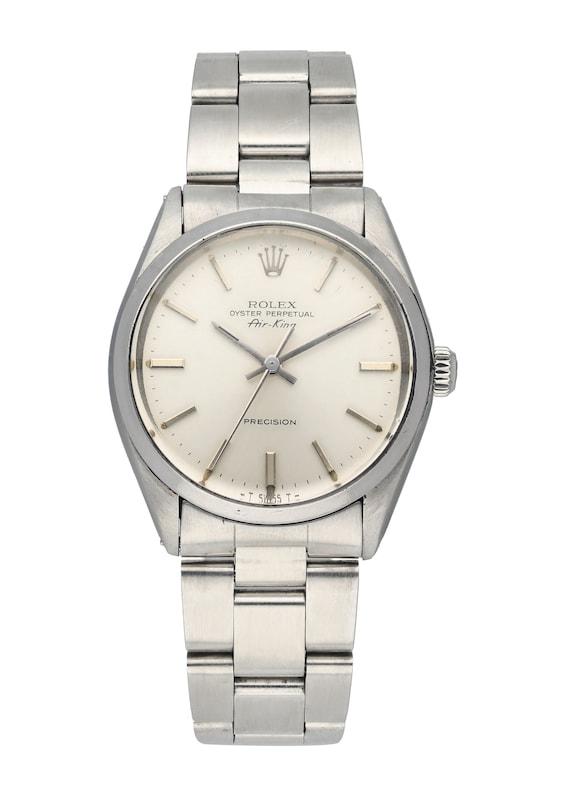 Rolex Air-King Precision 5500 Mens Watch