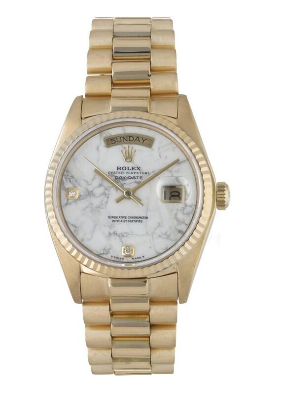 Rolex Day Date President 18038 Mens Watch