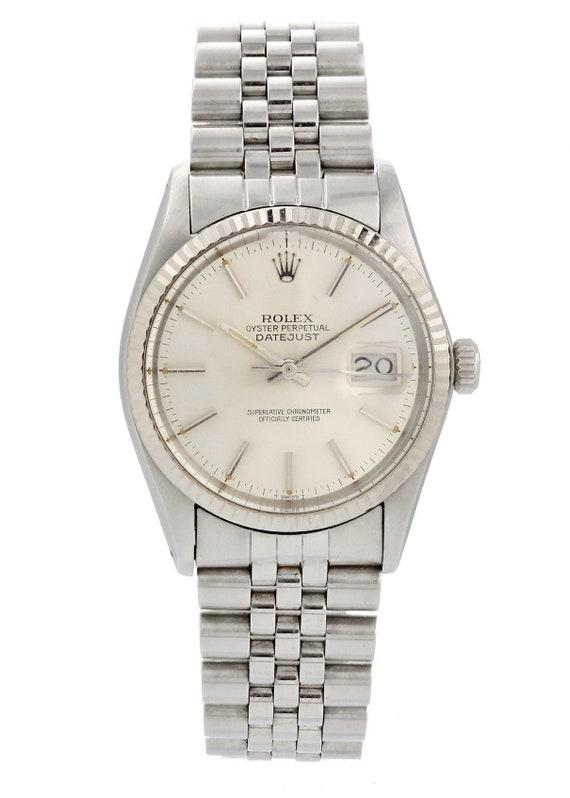 Rolex Datejust 16014  Mens Watch