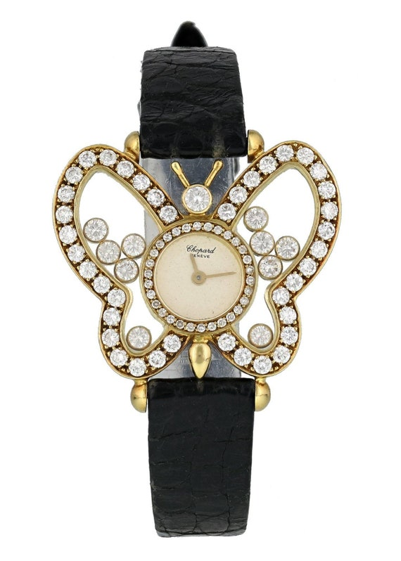 Chopard Happy Diamonds Happy Butterfly Ladies Watc