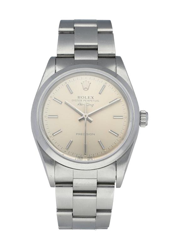 Rolex Air King 14000 Mens Watch