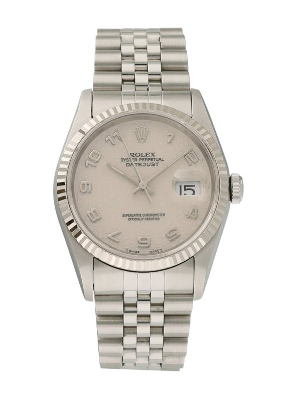 Rolex Oyster Perpetual Datejust 16234 Rolex Dial M