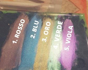iridescent Pearl Pigments Powder