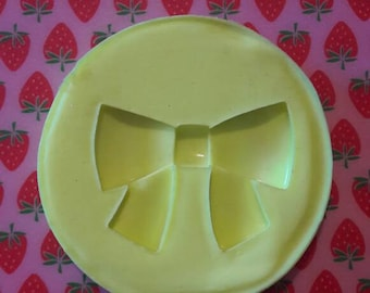 Silicone rubber mold Bow