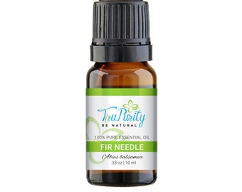 FIR NEEDLE- 100% Pure Essential Oil