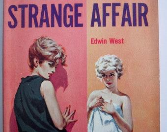 TWO Monarch Pulp Fiction Books