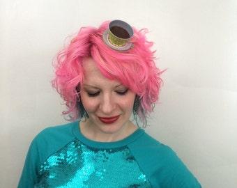 Cup of Tea Teacup Fascinator, Tea Party Hat