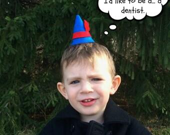 Christmas Hermey Elf Mini Hat: Christmas Fascinator