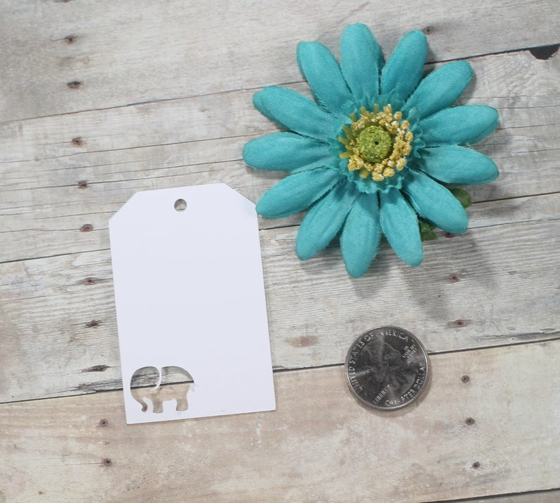 Navy Blue Elephant Themed Shower Thank You Shower Tags Open Your Bottle and Send a Cheer Wine Favors Baby is Coming Tags