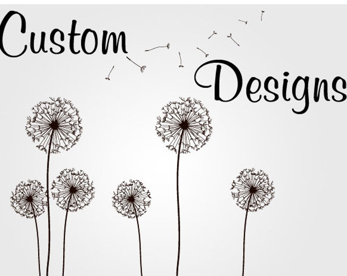 Custom Design Upgrade, Use your company logo, or your own design to customize bulk orders!