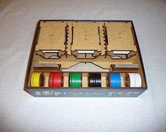 Splendor Box Organizer (for Sleeved Cards)