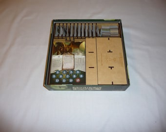 Arkham Horror Box Organizer