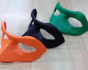 Foam Superhero Mask - Pointed Nose