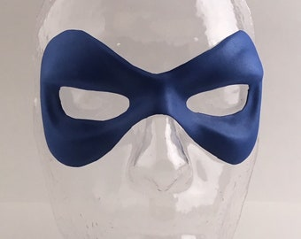 Foam Superhero Mask - Rounded with Brow