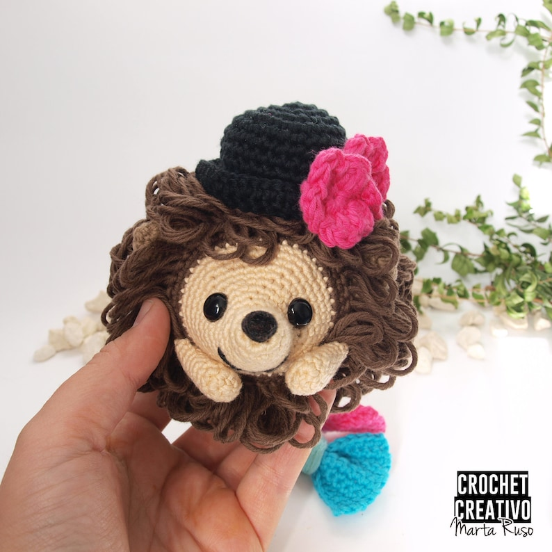 erizo amigurumi tutorial - YouTube | 794x794