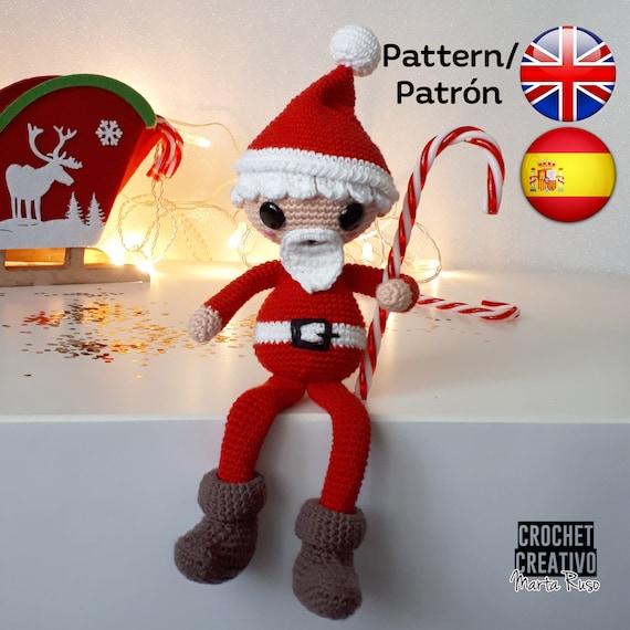 Mrs. Santa Claus Amigurumi Crochet 🤶🏻 Natale Uncinetto ... | 570x570