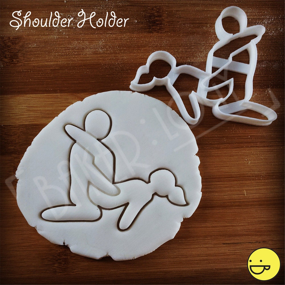 Mature Missionary Sex Position Cookie Cutters Heterosexual Etsy