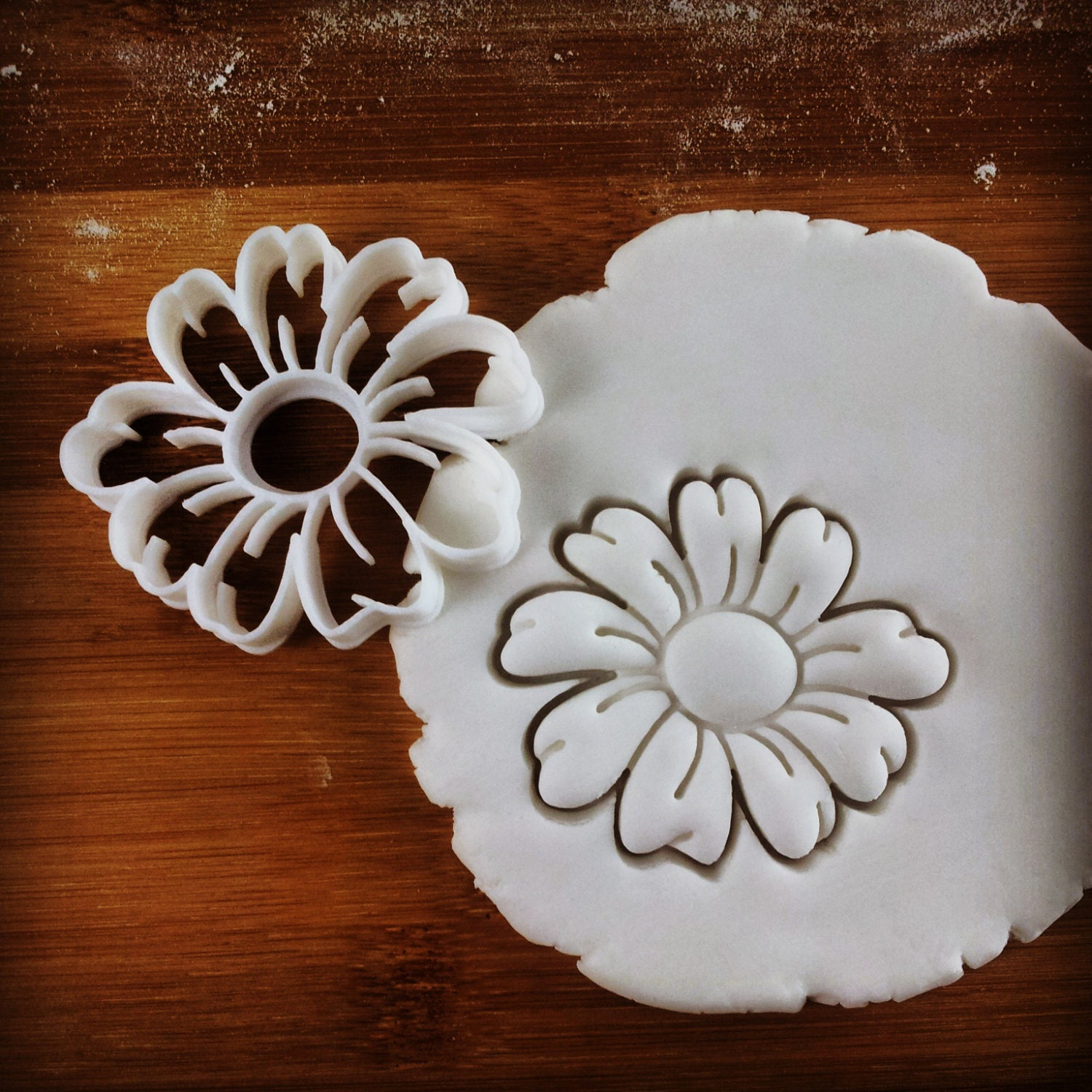 Daisy Flower Cookie Cutter Biscuit Cutters Flowers Etsy