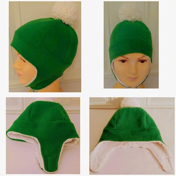 Toddler Kelly Green Hat Green Chin Strap Hat St.  1f669084ebd