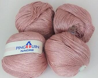 PINGOUIN VISCOSE  STUNNING HIGH SHEEN YARN