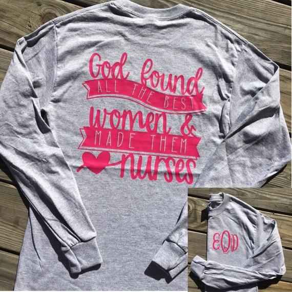 876968e22fa Nurse Shirts Nurse Apparel Nurse Graduate Gift Nurse Gift | Etsy