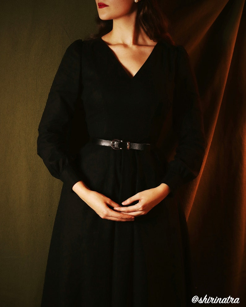 1950s Style Clothing & Fashion NEW Choose a fabric: Donna Dress $120.00 AT vintagedancer.com