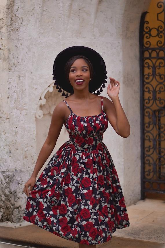 Agnes Dress Black Si Senorita