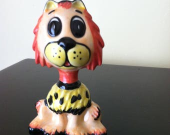 Lorna Bailey Artware - Ceramic Pottery Cat called MONTY - Free P&P