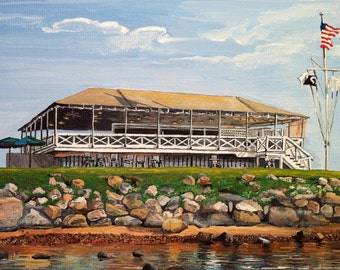 Block Island - The Oar Restaurant